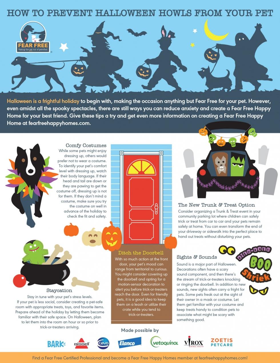 Fear-Free Hallowe'en!